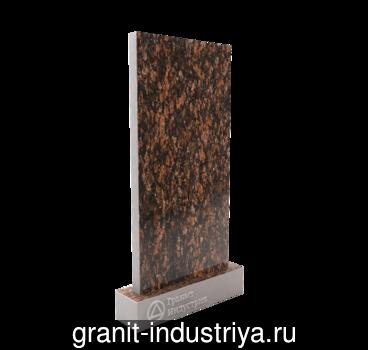 Памятник из Дымовского гранита, арт. 6301