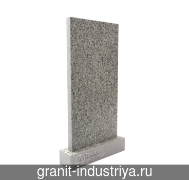 Памятник из Мансуровского гранита, арт. 6623