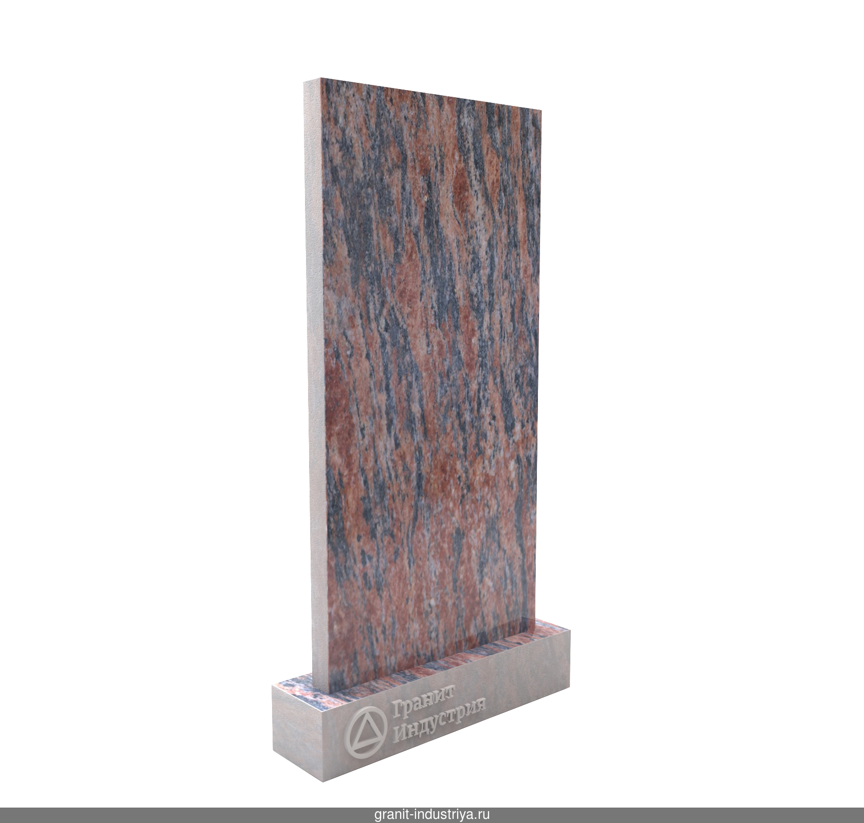 Памятник из гранита Калгуваара, арт. 6436