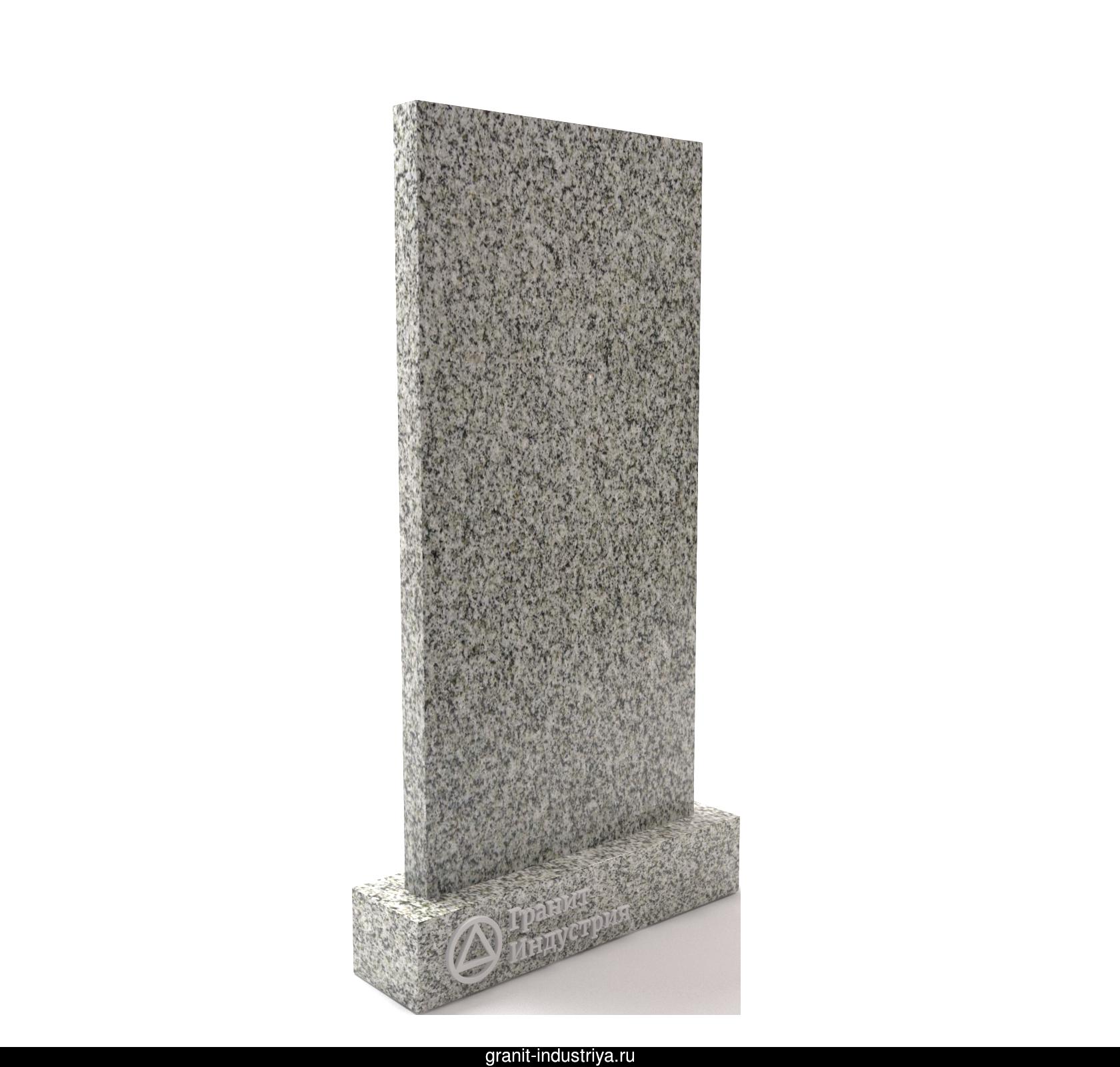 Памятник из Мансуровского гранита, арт. 5966