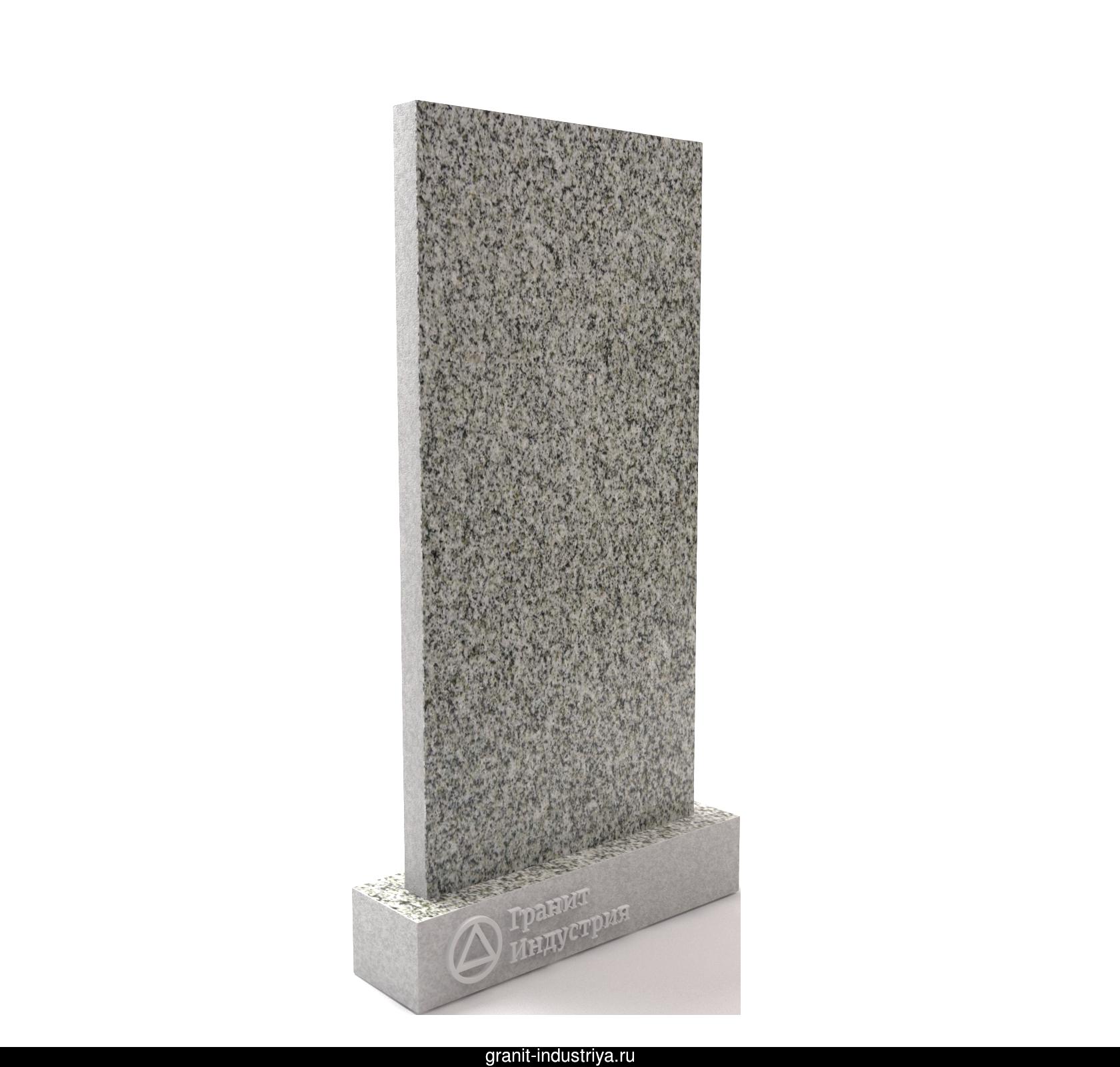 Памятник из Мансуровского гранита, арт. 6626