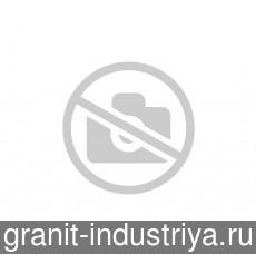 Надгробная плита Гранатовый амфиболит 120x60x3 (круговая), арт. 4086