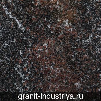 Гранитная плитка Гранатовый Амфиболит 600*300*20 термообработка